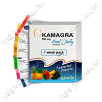 Kamagra Oral Jelly 100mg Original